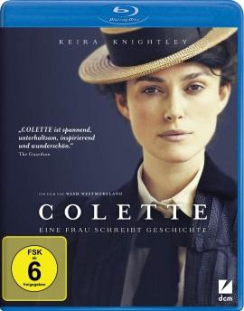 """Das Blu-ray-Cover von """"Colette"""" (© DCM)"""