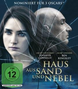 """Das Cover von """"Haus aus Sand und Nebel"""" (© Studio Hamburg Enterprises)"""