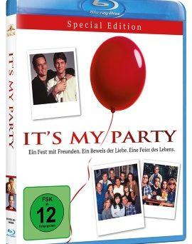 "Das Blu-ray-Cover von ""It's My Party"" (© Vocomo Movies)"