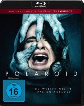 "Das Blu-ray-Cover von ""Polaroid"" (© Capelight Pictures)"