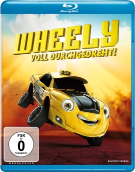 "Das Blu-ray-Cover von ""Wheely"" (© EuroVideo)"
