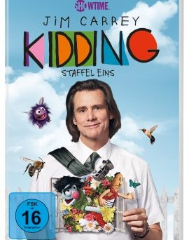 """Das DVD-Cover von """"Kidding Staffel 1"""" (© Paramount Pictures. Alle Rechte vorbehalten.)"""