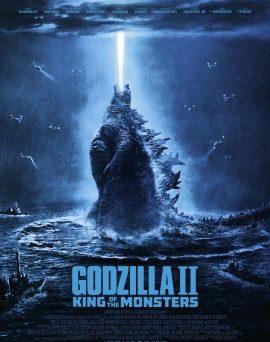 """Das Plakat von """"Godzilla 2 - King of the Monsters"""" (© 2019 Warner Bros Pictures)"""