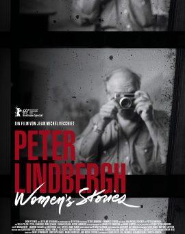 "Das Hauptplakat von ""Peter Lindbergh - Women's Stories"" (© DCM)"