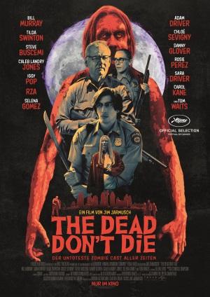 """Das Hauptplakat von """"The Dead Don't Die"""" (© 2019 Universal Pictures)"""