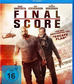 """Das Blu-ray-Cover von """"Final Score"""" (© KSM)"""