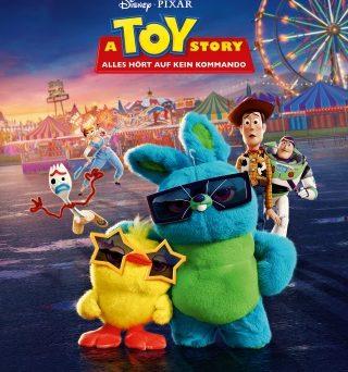 """Das Hauptplakat von """"A Toy Story - Alles hört auf kein Kommando"""" (© Pixar/Disney)"""