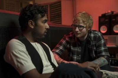 Ed Sheeran ist von Jacks Musik fasziniert (© Universal Pictures)