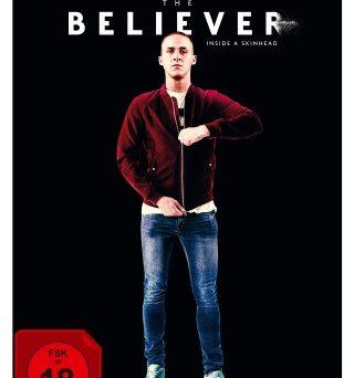 "Das Mediabook-Artwork zu ""The Believer - Inside A Skindhead"" (© Capelight Pictures)"