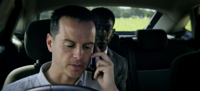 Chris hat mit Smithereen ein Hühnchen zu rupfen (© Netflix)