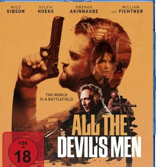 "Das Blu-ray-Cover von ""All the Devil's Man"" (© EuroVideo)"