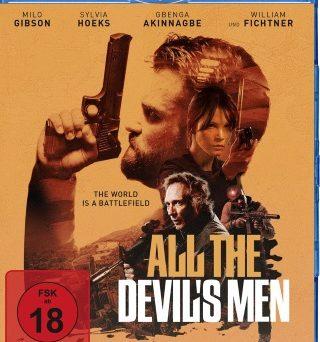 """Das Blu-ray-Cover von """"All the Devil's Man"""" (© EuroVideo)"""