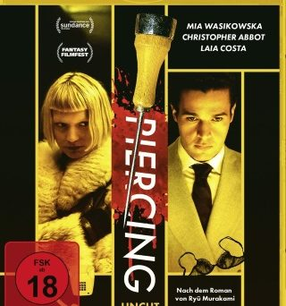 "Das Blu-ray-Cover von ""Piercing"" (© Busch Media Group)"