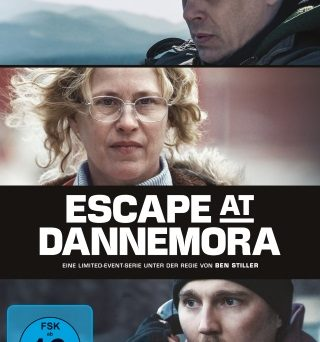"Das DVD-Cover von ""Escape At Donnemora"" (© Universal Pictures)"