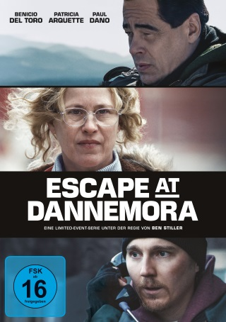 "Das DVD-Cover von ""Escape At Donnemora"" (© Paramount Pictures)"