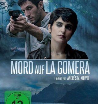 """Das DVD-Cover von """"Mord auf La Gomera"""" (© Atlas Film)"""