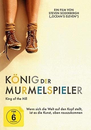 """Das Mediabook-Artwork von """"König der Murmelspieler"""" (© Vocomo Movies)"""