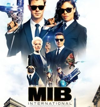 "Das Hauptplakat von ""Men in Black - International"" (© 2019 Sony Pictures Entertainment Deutschland GmbH)"
