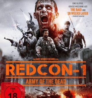 "Das Blu-ray-Cover von ""Redcon-1"" (© OFDb Filmworks)"