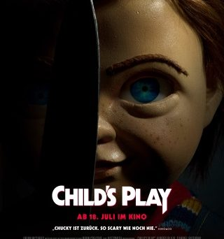 "Das Hauptplakat von ""Child's Play"" (© Capelight Pictures/Wild Bunch Germany)"