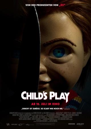 """Das Hauptplakat von """"Child's Play"""" (© Capelight Pictures/Wild Bunch Germany)"""