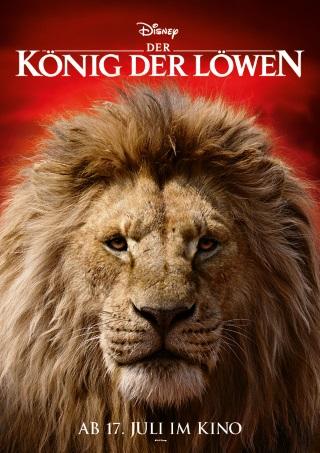 """Das Hauptplakat von """"Der König der Löwen"""" (© 2019 Disney Studios)"""