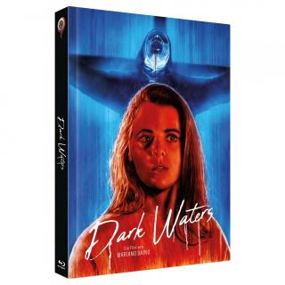 "Das Artwork Cover A vom Mediabook zu ""Dark Waters"" (© Wicked Vision Media"