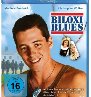 "Das Blu-ray-Cover von ""Biloxi Blues"" (© Vocomo Movies)"