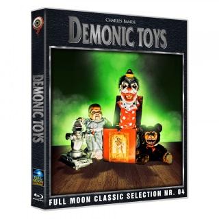 "Das Blu-ray-Cover von ""Demonic Toys"" (© Wicked Vision Media)"