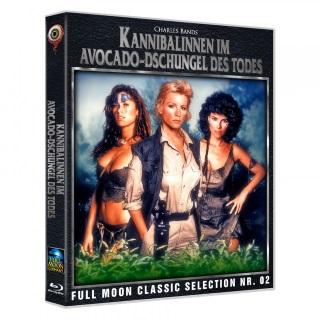"""Das Blu-ray-Cover von """"Kannibalinnen im Avocado-Dschungel des Todes"""" (© Wicked Vision Media)"""
