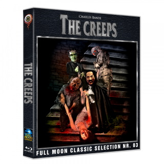 "Das Blu-ray-Cover von ""The Creeps"" (© 2019 Wicked Vision Media)"