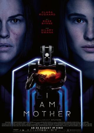 "Das Hauptplakat von ""I Am Mother"" (© 2019 Concorde Filmverleih GmbH)"