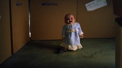 Bei diesem Baby vergeht jeder Kinderwunsch (© 1992 Full Moon Entertainment)
