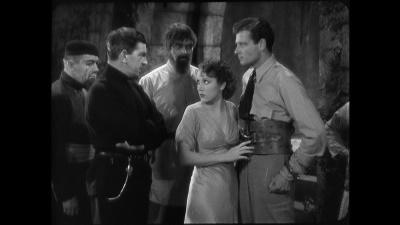 Nur zu Beginn ist Zaroff ein guter Gastgeber (© 1932 RKO Radio Pictures)