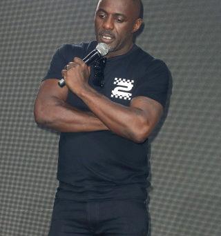 Idris Elba am 28.06.2019 auf der CCXP Cologne (© 2019 Universal Pictures)