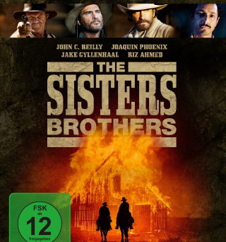 "Das Blu-ray-Cover von ""The Sisters Brothers"" (© Universum Film)"