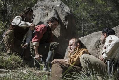 Die Brüder stecken in Schwierigkeiten (© Universum Film)