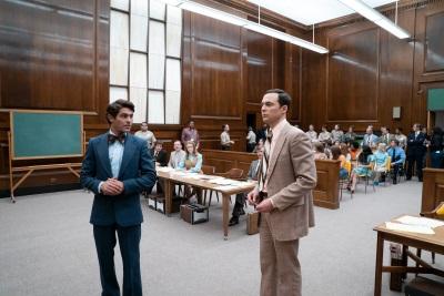 Vor Gericht findet Bundy seine Bühne (© Constantin Film/Highlight Communications)