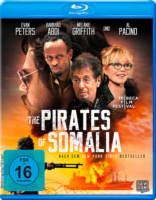 "Das Blu-ray-Cover von ""The Pirates of Somalia"" (© KSM Film)"