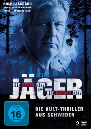 "Das DVD-Cover der ""Jäger-Box"" (© Atlas FIlm)"
