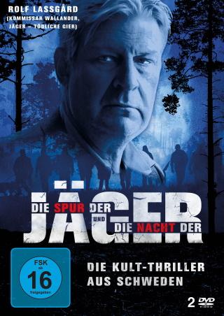 "Das DVD-Cover der ""Jäger-Box"" (© Atlas FIlm)"