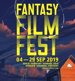 """Das Artwork zur 33. Ausgabe des """"Fantasy Filmfest"""" (© Fantasy Filmfest)"""