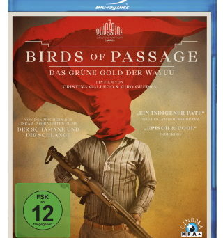 "Das Blu-ray-Cover von ""Birds of Passage"" (© MFA Film)"