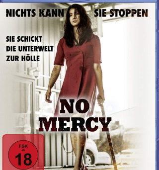 """Das Blu-ray-Cover von """"No Mercy"""" (© Busch Media Group)"""