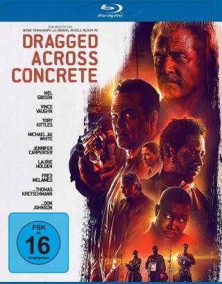 "Das Blu-ray-Cover von ""Dragged Across Concrete"" (© Universum Film)"