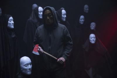 Ein maskierter Killer bringt das Horror-Erlebnis auf ein neues Level (© Square One/Universum Film)