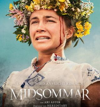 """Das Hauptplakat von """"Midsommar"""" (© Weltkino)"""