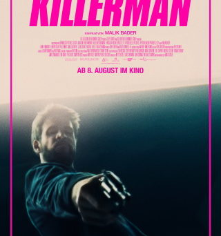 "Das Hauptplakat von ""Killerman"" (© Wild Bunch Germany)"