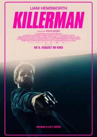 """Das Hauptplakat von """"Killerman"""" (© Wild Bunch Germany)"""