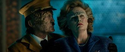 Hitler und Thatcher im Zwiegespräch (© Splendid Film)